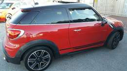 "2014 Mini Paceman ""JCW"" 1600, AUTOMATIC, 74 000kms"