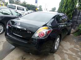 Nissan altima sport edition keyless entry 2009