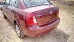 Tokunbo Hyundai Accent for sale