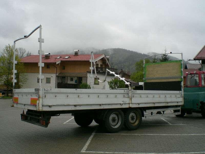 Mueller Mitteltal EAL-TA-F Pritsche Nutzlast 4650 kg - 1990 - image 4