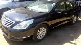 2009 Nissan Teana with good mileage
