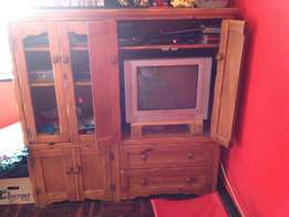 Old Wall Unit For Sale!!!