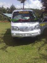 Nissan Vanette on sale KCE 734E ELDORET
