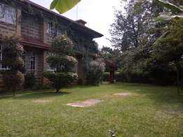 Outstanding 5bedrooms house, 2sq, on 0.75acre. Mzima Springs road