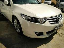 Honda Accord 2400cc Saloon Sports Cruise control Fully loaded