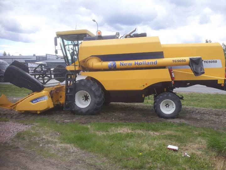 New Holland Tc 5050 - 2011