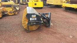 Cat BA18 Broom