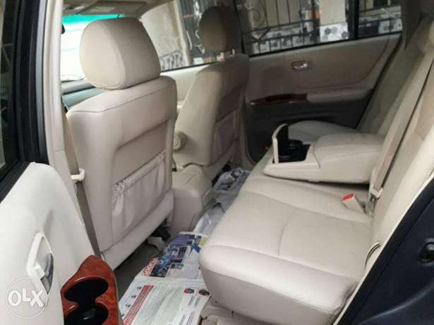 Clean Bill 2006 Toyota Highlander Lekki - image 6