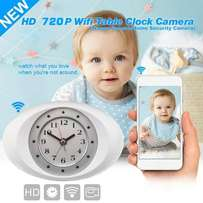 Nanny Camera clock monitor from your phone with night vision
