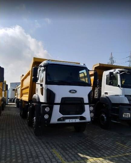 Ford Cargo 4142D - 2019