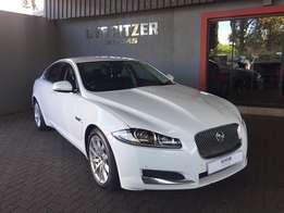 2014 Jaguar XF 2.2D Premium Luxury
