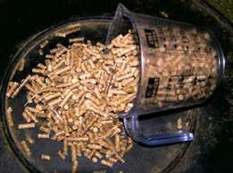 Feed pellet for animal feed for sale