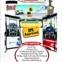 General Oil and Gas services