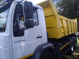 2006 MAN LE 26,280 M2000 Evolution 10 Cube Tipper Truck