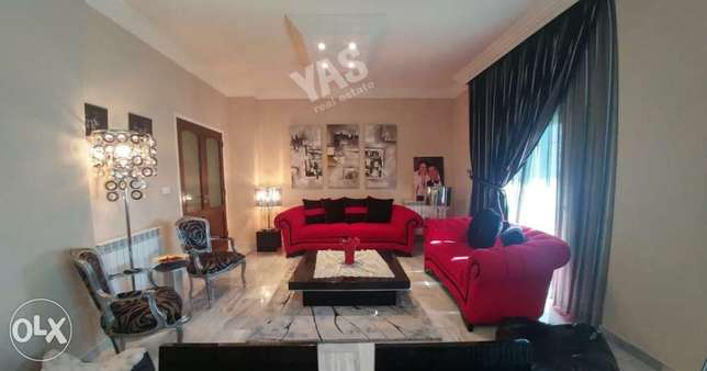 Ballouneh 170m2 - 90m2 terrace - fully furnished - luxury - catch -