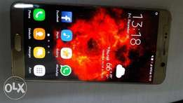 2 weeks old samsung galaxy note 5. original with all accessories