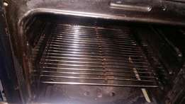 4 plate Gas stove with oven
