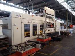 Illig Machines for Sale by Defy Appliances Ladysmith Factory 2017