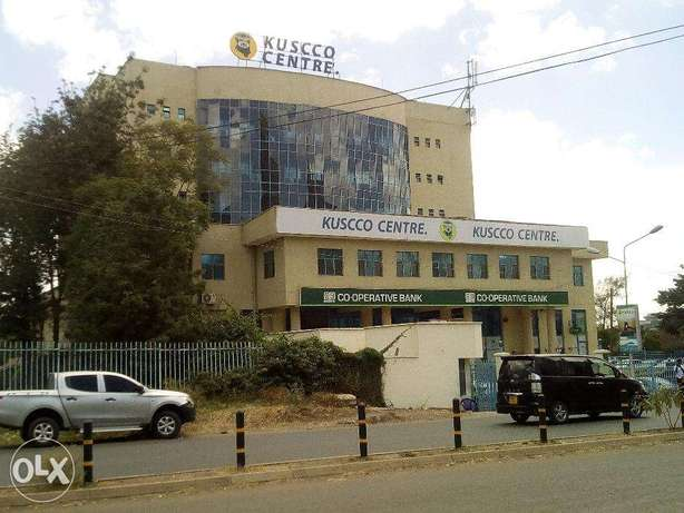 Office Space TO LET- KUSCCO CENTRE, Upper Hill Nairobi CBD - image 1