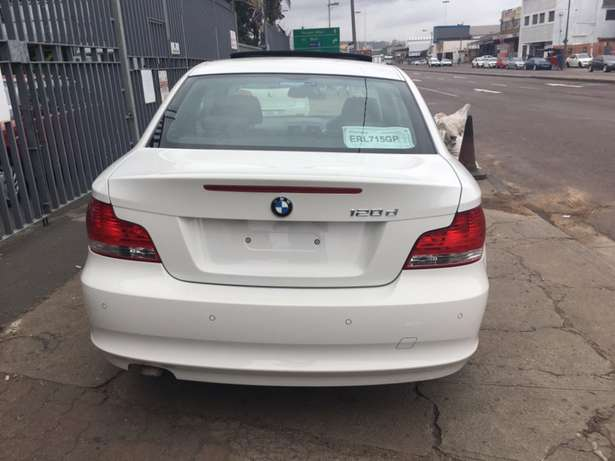2008 BMW 120d M Sport Coupe Automatic Rossburgh - image 2