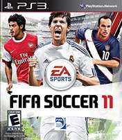 FIFA Soccer 11 - Playstation 3 Electronic Arts
