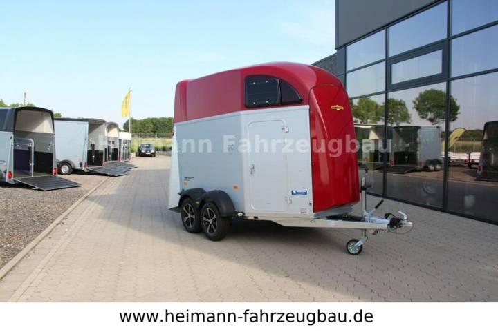Humbaur Pferdeanhänger Xanthos Aero 2400 - 2019