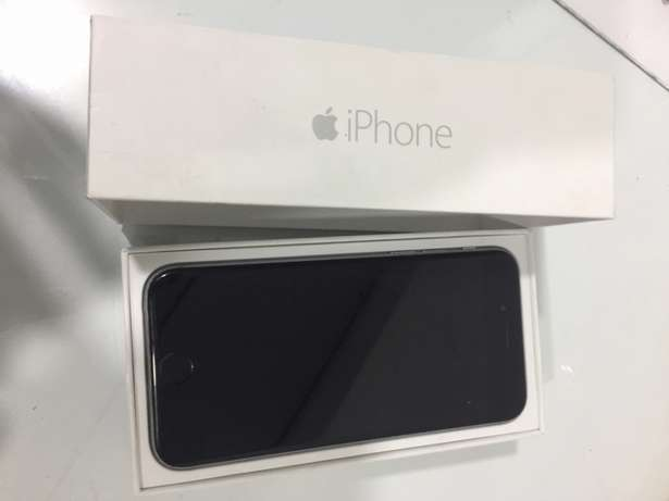 Clean used Apple iphone 6 64gb space grey Nairobi CBD - image 2