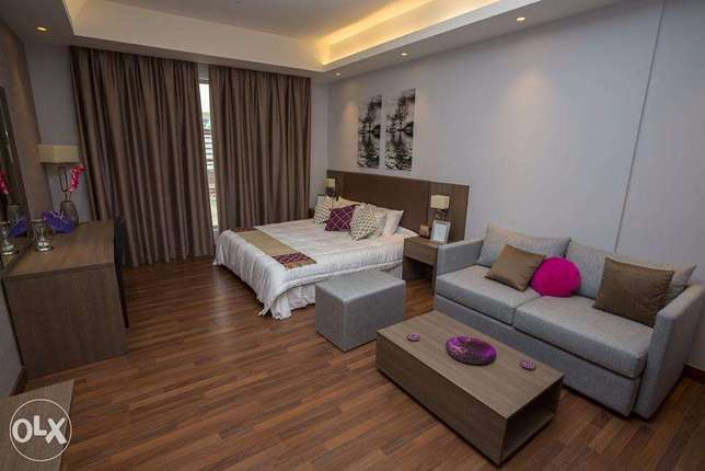 Brand New Just Handed Over Studio Apartment