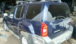 Well maintained Nissan xterra 2006
