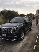 Toyota Prado 2011 upgraded to 2016