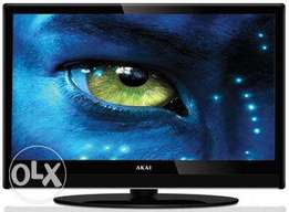 32 inch Akai led tv.