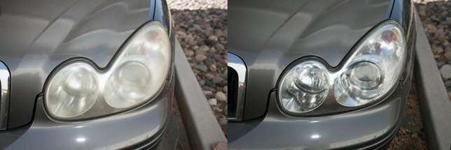 Headlight restoration to good as new Nairobi CBD - image 1