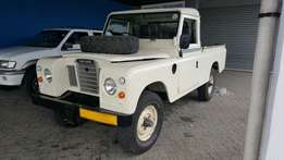 Land Rover 4x4 Series III