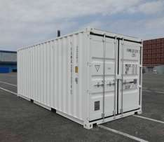 20ft GP Container- New in White