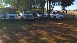 Hilux D4d and KZTE engines for sale with guarantee