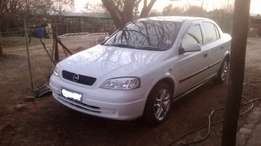 opel astra classic 1,6i for sale