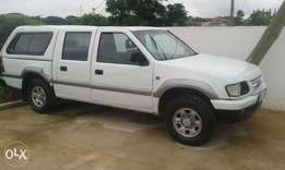 Great double cab bakkie for sale
