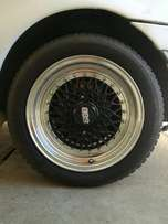 """15"""" BBS mags and tyres"""