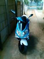 PGO G-MAX 220cc feul injection for sale R12.000