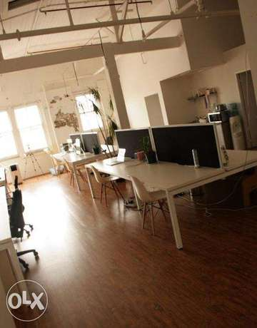 We provide -COMMERCIAL OFFICE- for BD82per month Only