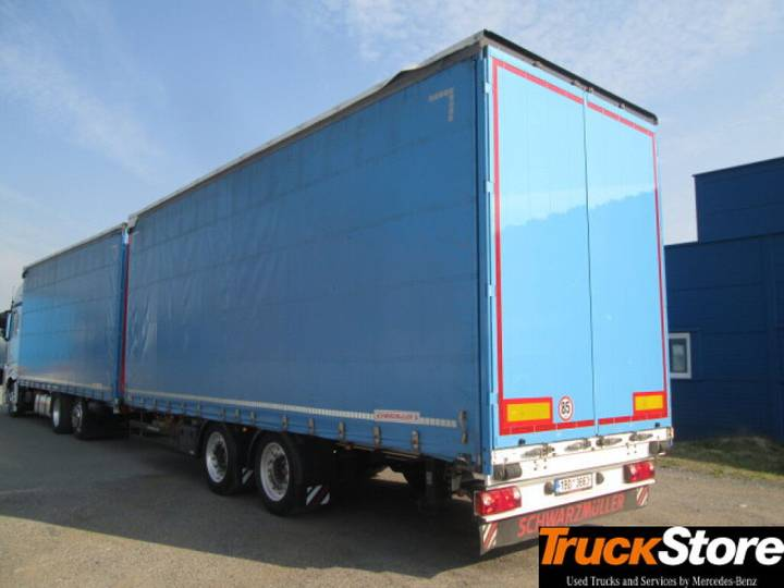 Schwarzmuller Trailers TPA 2/E - 2015