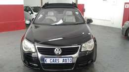 2007 Vw EOS Convertible 2.0 FSI DSG, with 105000Km