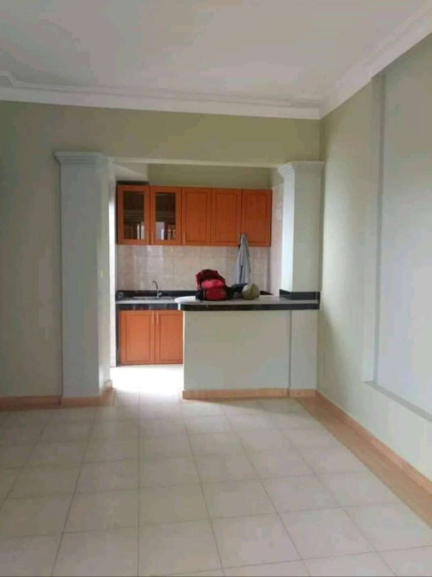 Bukoto modern self contained apartment double for rent at 500k