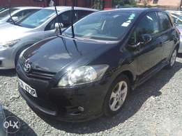Toyota Auris year 2010 automatic excellent condition.