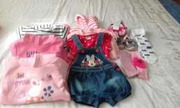 baby girl clothes brand new