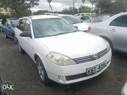 Nissan Wingroad, Automatic transmission, very clean. Buy and drive