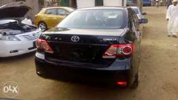 Very clean Toyota corolla 2010 nonnegotiable!!
