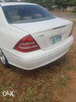 Almost new Super clean Benz C280 for sale