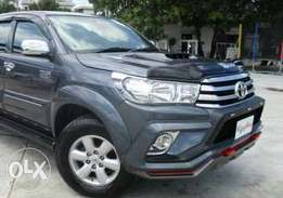 Brand New Shape Toyota Hilux Double Cabin