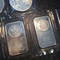 we buy and sell silver